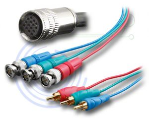 Detachable Video Cable