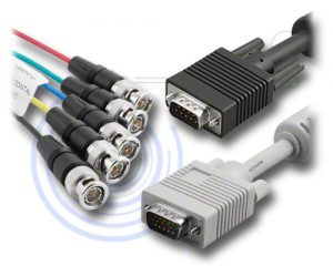 Monitor / Projector Cables