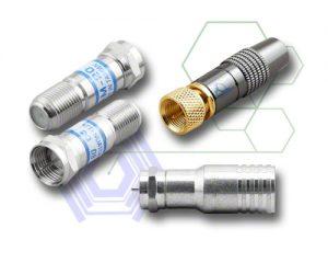 F Series Connectors & Adaptors